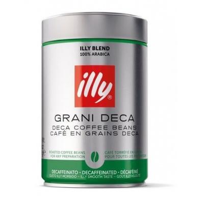 Zrnková káva Illy bezkofein 250 g