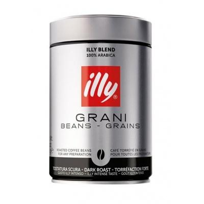 Zrnková káva Illy ORO dark 250 g