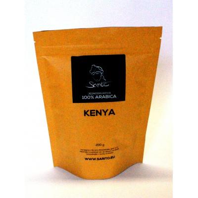 Zrnková káva Sarito Kenya 200 g
