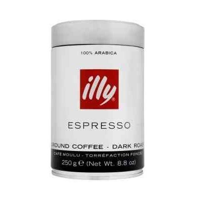 Mletá káva Illy ORO dark 250 g