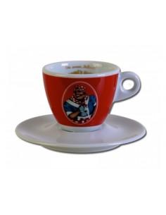 Mami´s Caffé šálek na espresso - červený
