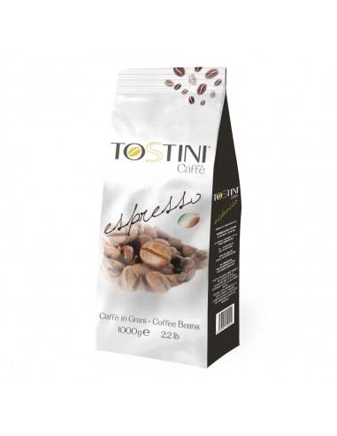 Zrnková káva Tostini Espresso 1 kg