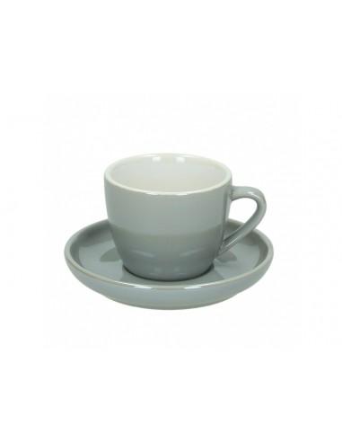 Tognano Colortek 6x šálek na espresso - šedý