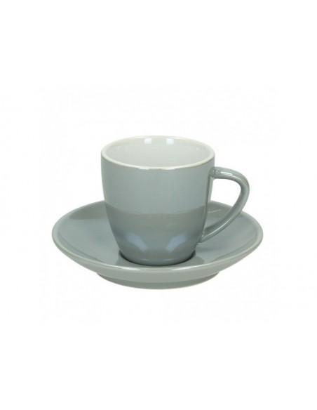 Tognana Colortek 6x šálek na cappuccino - šedý