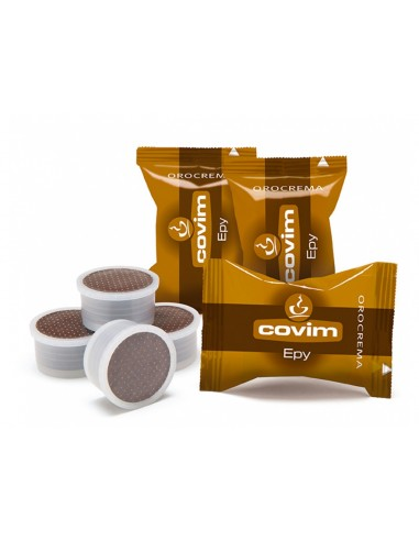 Kapsle Covim - Orocrema 100 porcí
