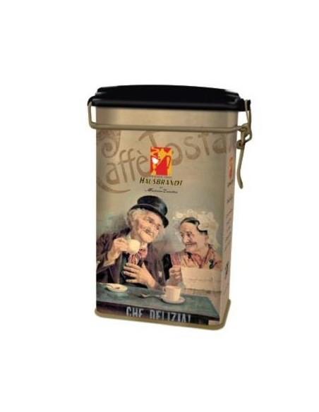 Mletá káva Hausbrandt Anniversario 120 250 g dóza