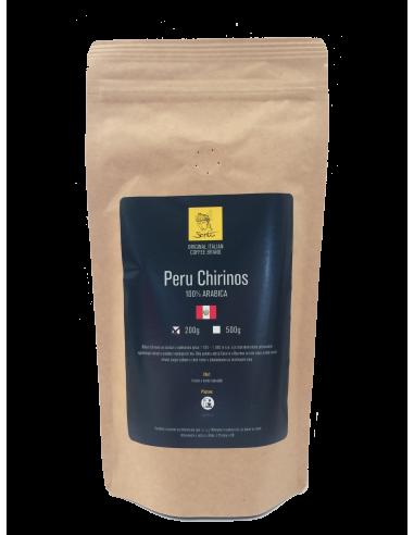 Zrnková káva Sarito Peru Chirinos 200 g