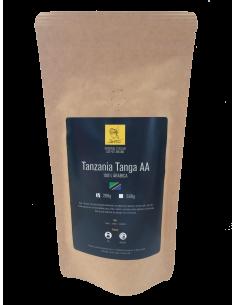 Zrnková káva Sarito India Plantation 200 g