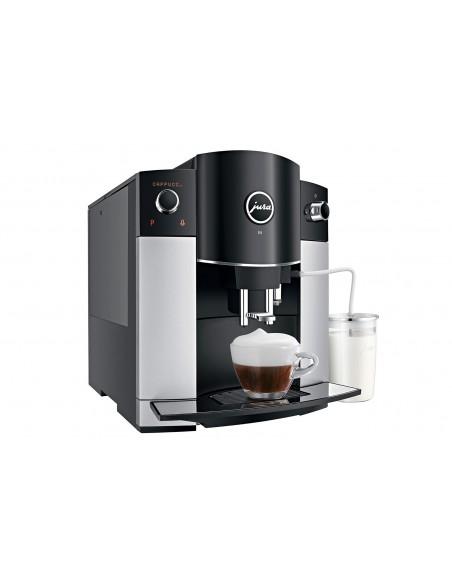 Kávovar Jura D6 Platin/Black