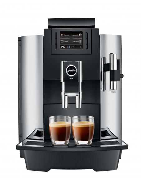 Kávovar Jura WE8 Chrome