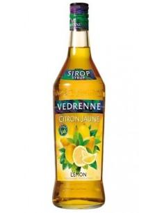 Védrenne sirup Citron žlutý 1 l