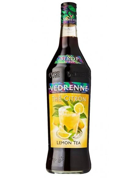 Védrenne sirup Ledový čaj citron 1 l