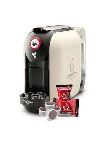 Kapslový kávovar SGL Flexy Epy