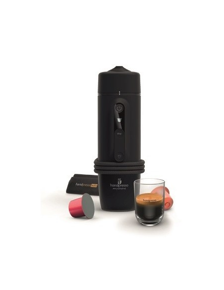 Handpresso Auto Capsule - kávovar do auta