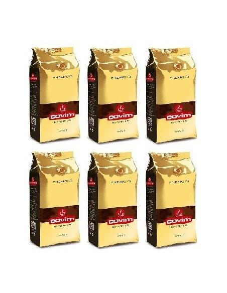 Zrnková káva Covim Gold Arabica 6 x 1 kg