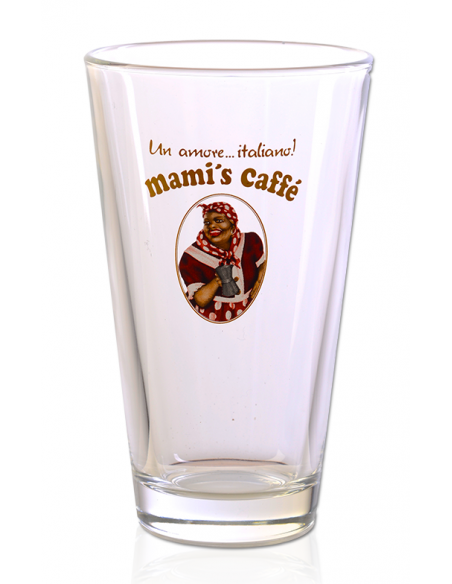 Mami's caffé sklenice na latte macchiato Gran Crema