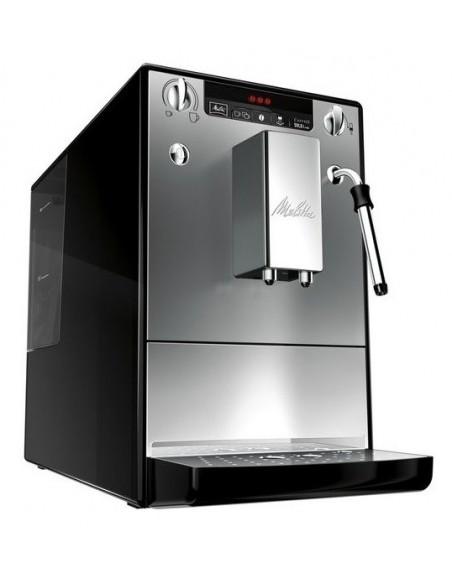 Kávovar Melitta Solo & Milk stříbrná