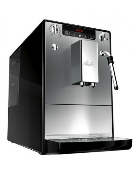 Kávovar Melitta Solo stříbrná