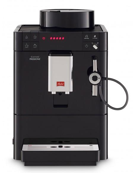 Kávovar Melitta Passione černá