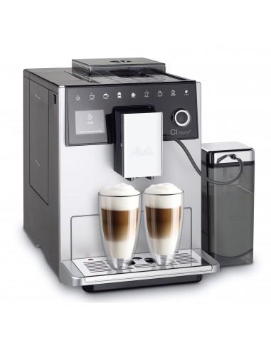 Kávovar Melitta CI Touch stříbrná