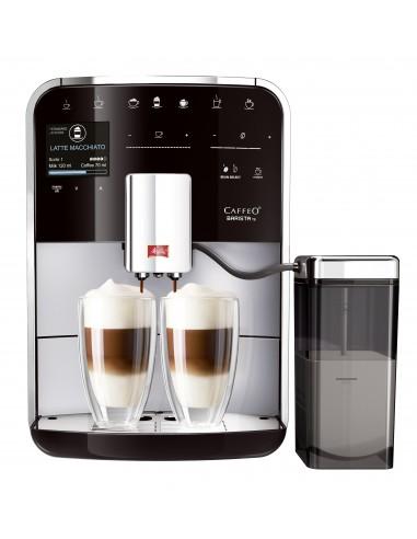 Kávovar Melitta Barista TS Smart stříbrná