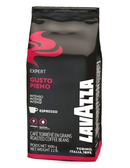 Zrnková káva Lavazza Gusto Pieno 1 kg