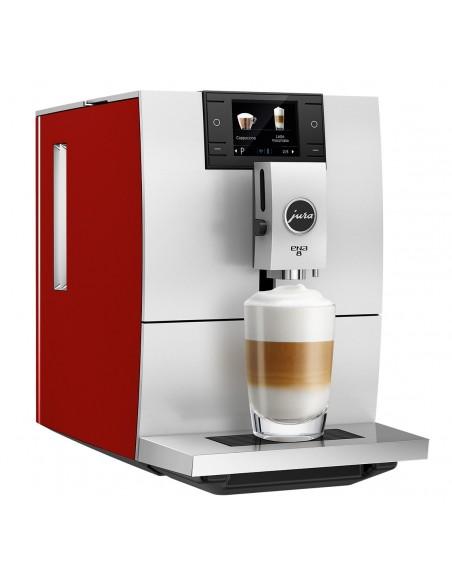 Kávovar Jura ENA 8 Sunset Red