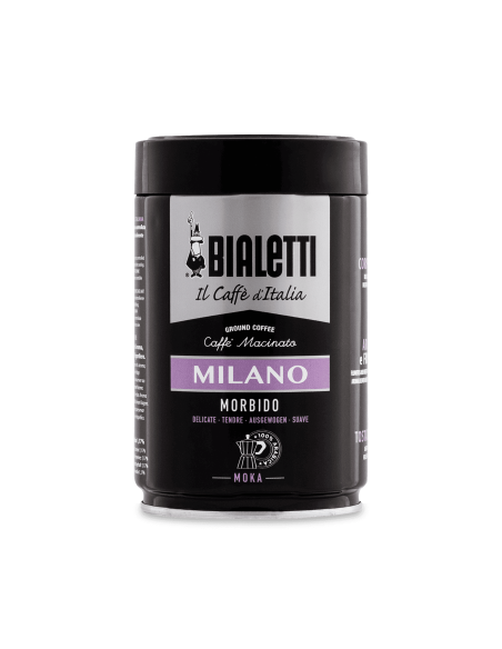Mletá káva Bialetti Milano 250 g dóza