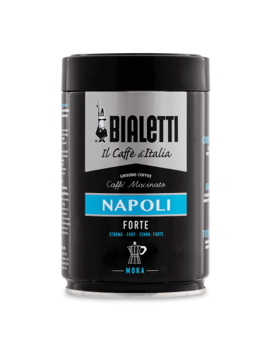 Mletá káva Bialetti Napoli 250 g dóza