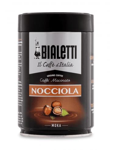 Mletá káva Bialetti Oříšek 250 g dóza