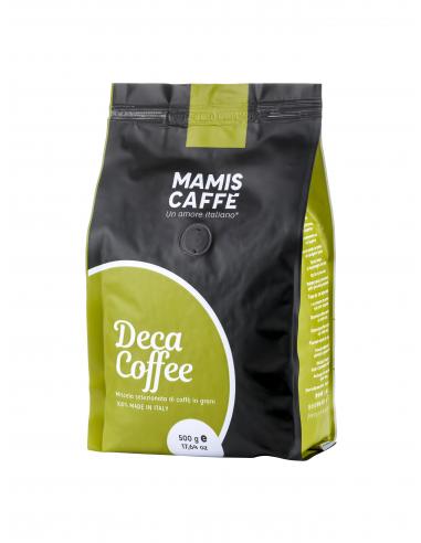 Zrnková káva Mami's Caffé bezkofeinová 500 g