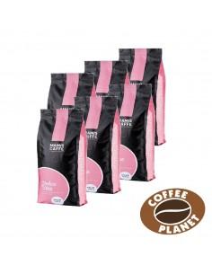 Zrnková káva Mami's Caffé Dolce Vita 6 x 1 kg