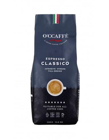 Zrnková káva O'Ccaffé Espresso Classico 250 g