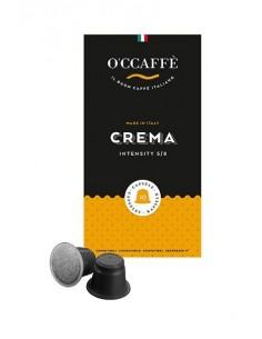 Kapsle pro Nespresso O'Ccaffé Crema 10 porcí
