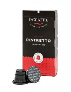 Kapsle pro Nespresso O'Ccaffé Ristretto 10 porcí