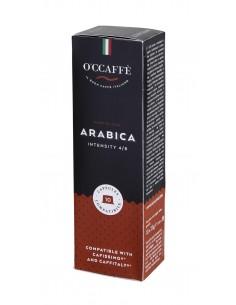 Kapsle Caffitaly O'Ccaffé Arabica 10 porcí