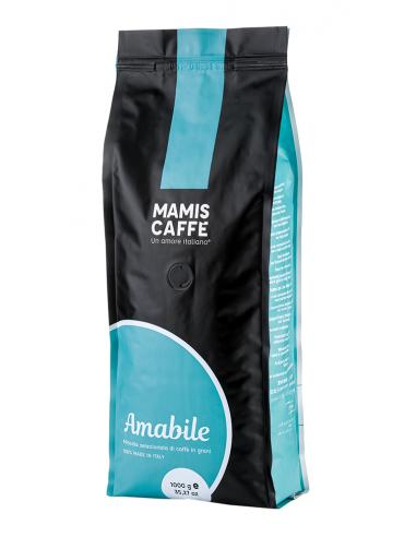 Zrnková káva Mami's Caffé Amabile 1 kg