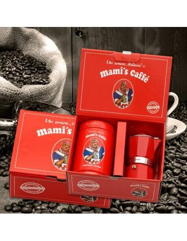 Mami's Caffé Espresso Crema - dárkový...