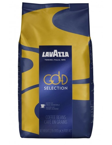 Zrnková káva Lavazza Gold Selection 1 kg