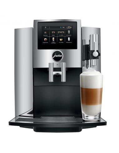 Kávovar Jura S8 Chrome