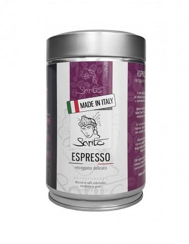Plechovka Sarito Espresso 250 g
