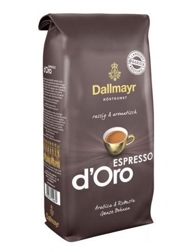 Zrnková káva Dallmayr Espresso d´Oro...