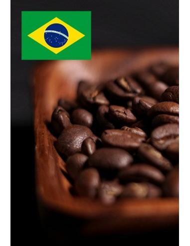 Zrnková káva Arabica Brasil Cerrado...