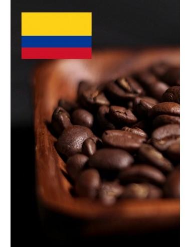 Kolumbijská káva jednodruhová