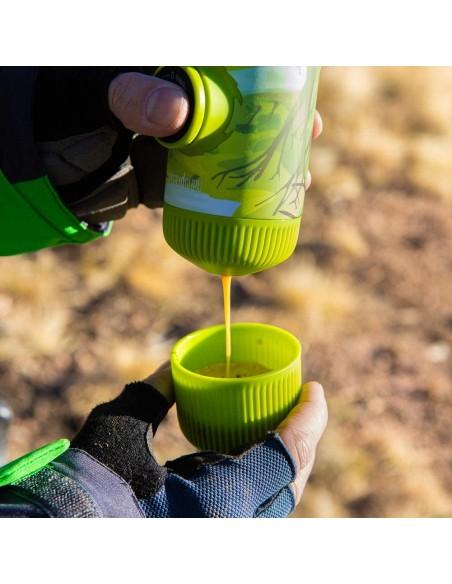 Extrakce kávy a Nanopresso