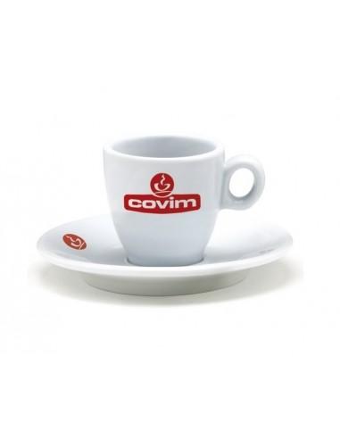 espresso porcelán Covim