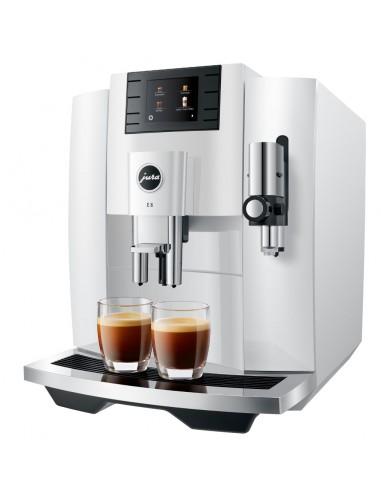 Kávovar Jura E8 White