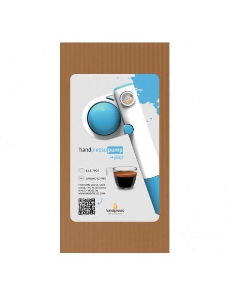 Handpresso Pump Pop Blue 2
