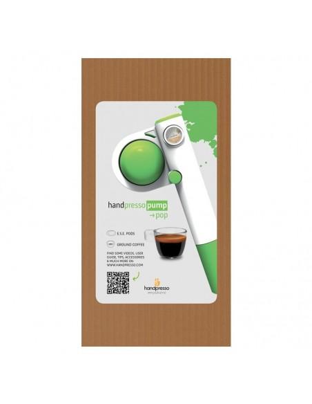Handpresso pumpičkové zelené
