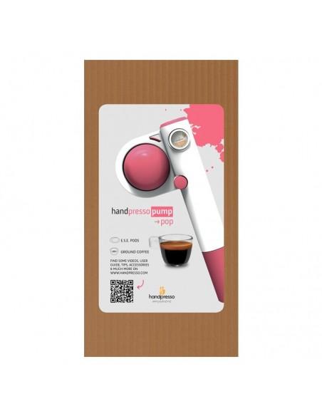 Handpresso Pump Pop Pink balení